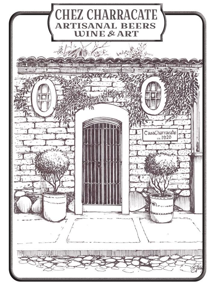 Chez Charracate/Wine/Artesanal Beers & Art